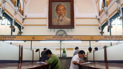Russen gaan lijk van Vietnamese oud-president Ho Chi Minh na 50 jaar nog eens balsemen