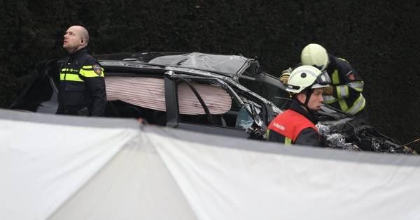 Slachtoffer dodelijk ongeval Geffen droeg geen gordel: OM eist 2 jaar celstraf.