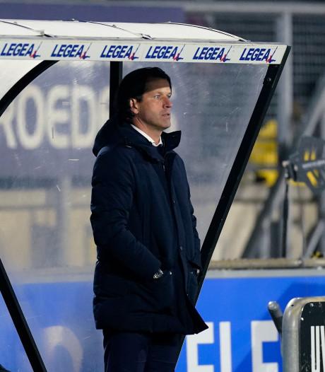 Ernest Faber bikkelhard voor PSV: 'Ik ben heel pissig'