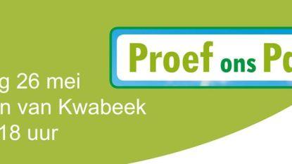 Het domein van Kwabeek gonst zondag van de activiteiten