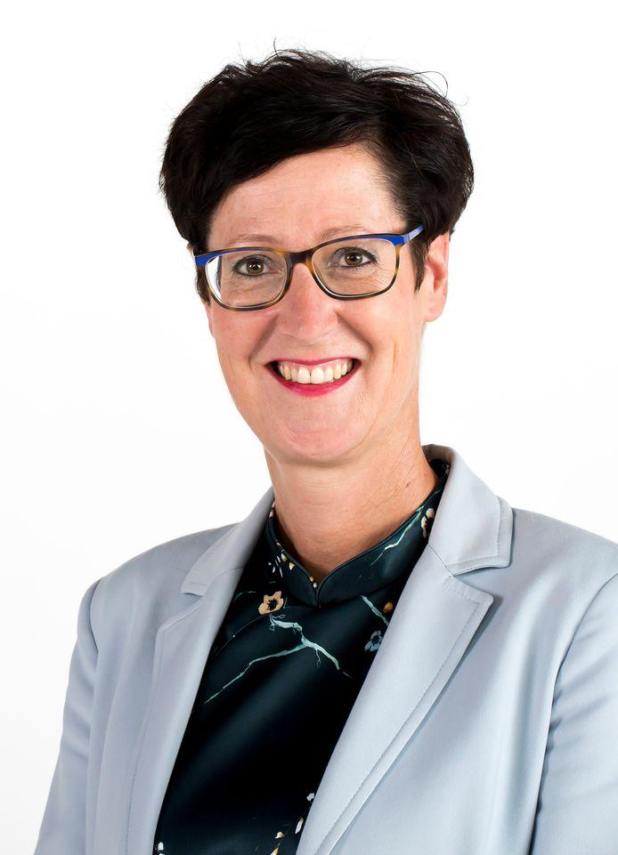 Miranda de Ruiter-van Hoof stopt per direct als CDA-wethouder in Gemert-Bakel.