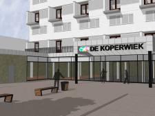 Zo ziet winkelcentrum de Koperwiek eruit na de grote verbouwing