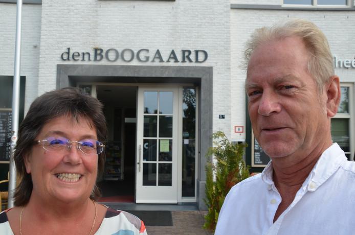 Cees en Lisette de Laat vormden tien jaar lang het gezicht van Den Boogaard.