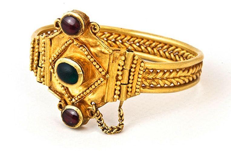 Een stuk uit de Krim-collectie van het Allard Pierson Museum Beeld null