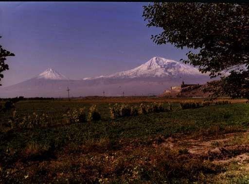 De drie werden ontvoerd tijdens de beklimming van de berg Ararat.