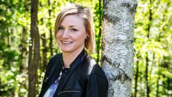 Stoere vikings tonen vrouwelijke kantje aan Marianne in 'Boer zkt Vrouw'