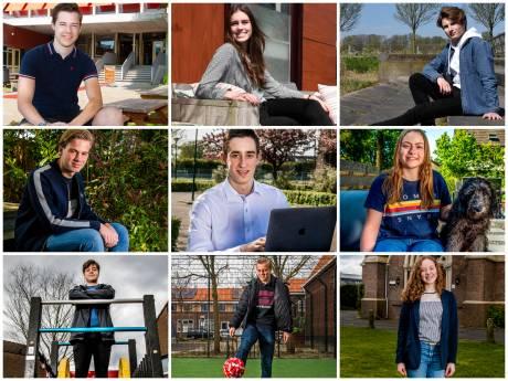 Lees hier alle verhalen over onze 17-jarigen uit het Groene Hart