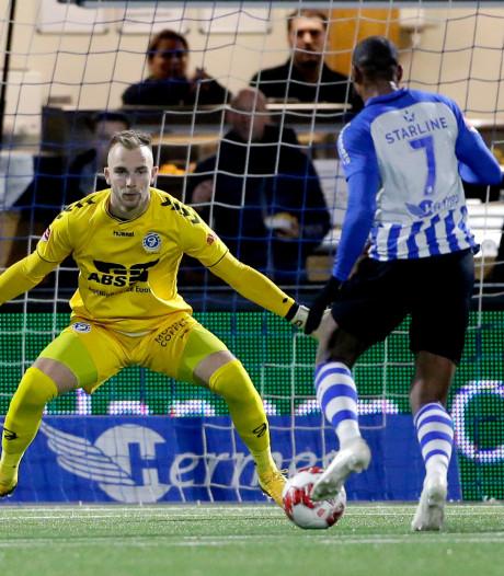 Samenvatting   FC Eindhoven - De Graafschap