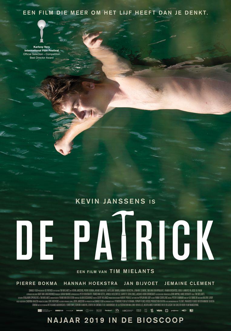 De Patrick. Beeld K2-filmbeeld