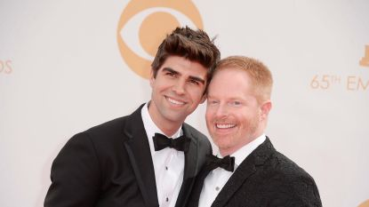 'Modern Family'-acteur en echtgenoot  verwachten eerste kindje