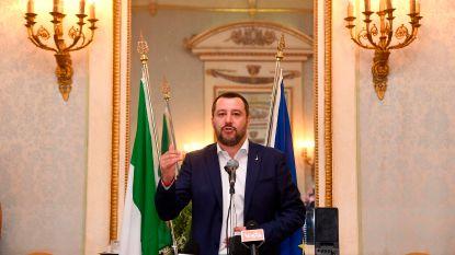 Salvini verbiedt nog eens twee schepen toegang tot Italiaanse havens