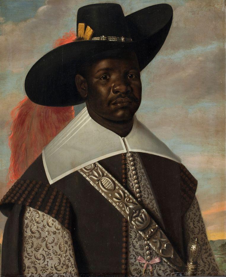 Jasper of Jeronimus Beckx, 'Portret van Dom Miguel de Castro', 1643. Beeld Statens Museum for Kunst, Kopenhagen