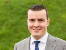 Piepjonge Polinder volgt Stoffer op als fractievoorzitter SGP Nunspeet