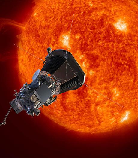 NASA zoekt in 2018 de zon op