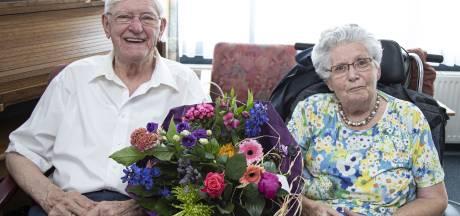 Echtpaar Langkamp-Smeijers 60 jaar getrouwd: Altijd in elkaar blijven geloven