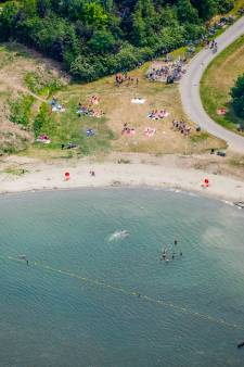 Tropisch weekend op komst: hier mag je in open water zwemmen