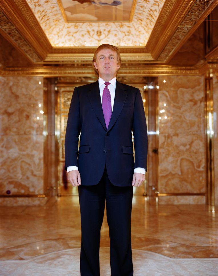 Donald Trump, 1998 Beeld Dana Lixenberg