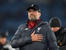 Klopp: Denken aan titel verboden bij Liverpool