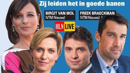 Bekijk 'Het Corona Debat' op HLN Live