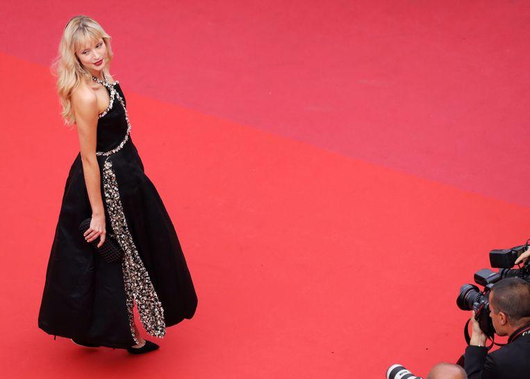 De Belgische zangeres Angèle.