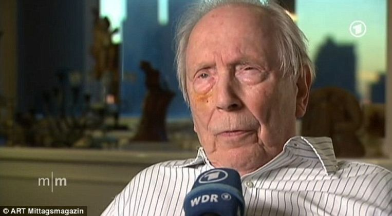 David Toren. Beeld WDR