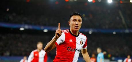 Berghuis maakte eerste CL-goal Feyenoord in de Kuip sinds Lurling
