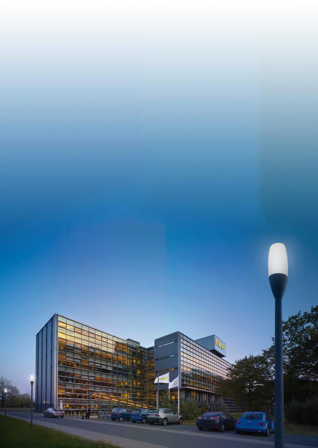 Het hoofdkantoor van NXP op de High Tech Campus in Eindhoven. Original IPTCSource Zero40  edith