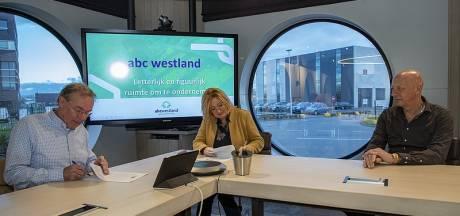 Onderzoek naar flinke uitbreiding bedrijventerrein ABC Westland in Poeldijk