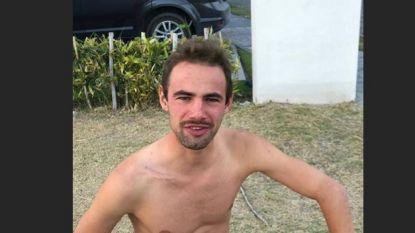 """Campenaerts scheert zich kaal en is """"klaar voor record"""""""