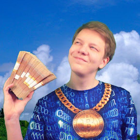 Pavel Nyashin werd begin januari overvallen, nadat hij in zijn vlogs graag uitpakte met zijn rijkdom.