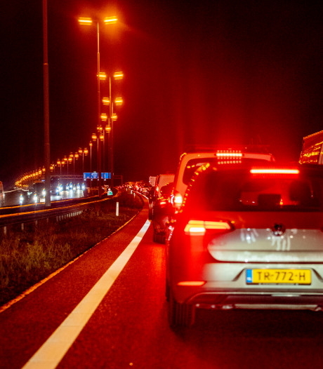 A50 Bankhoef op plek 10 in nationale filelijst