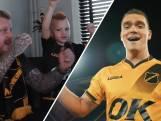 Bredase zanger scoort met hit 'Ik Wil Naar NAC'