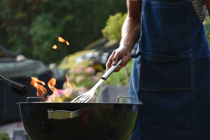 De barbecue kan in grote delen van Nederland zorgeloos aan.