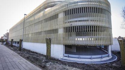 Nieuw parkeergebouw in de Badenlaan (zo goed als) klaar