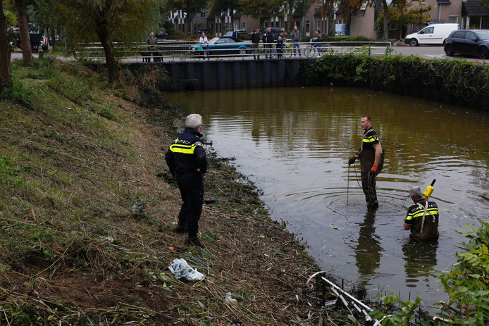 Het onderzoek aan de Heggerank in Cuijk houdt verband met het onderzoek naar de dode man