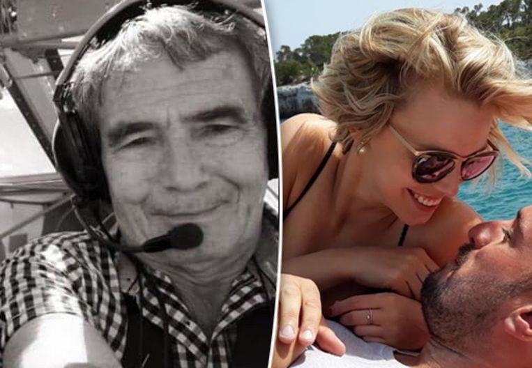 Johan Janda (73) en Sandina Broodcooren (33) kwamen om.