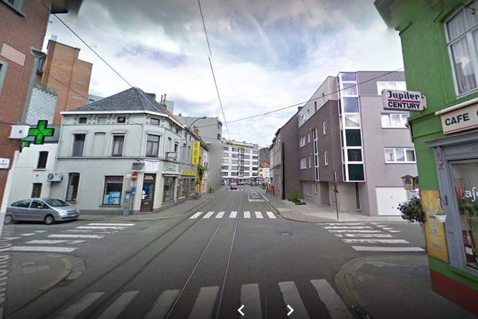 De Hoveniersstraat in Ledeberg.