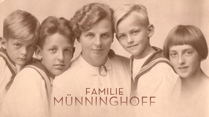 De familie Münninghoff, still uit de documentaire