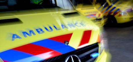 Ongeluk op A58 bij Moergestel