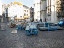 Kijk nog maar eens goed naar Onze-Lieve-Vrouwetoren: kathedraal gaat weer 2 jaar in de steigers