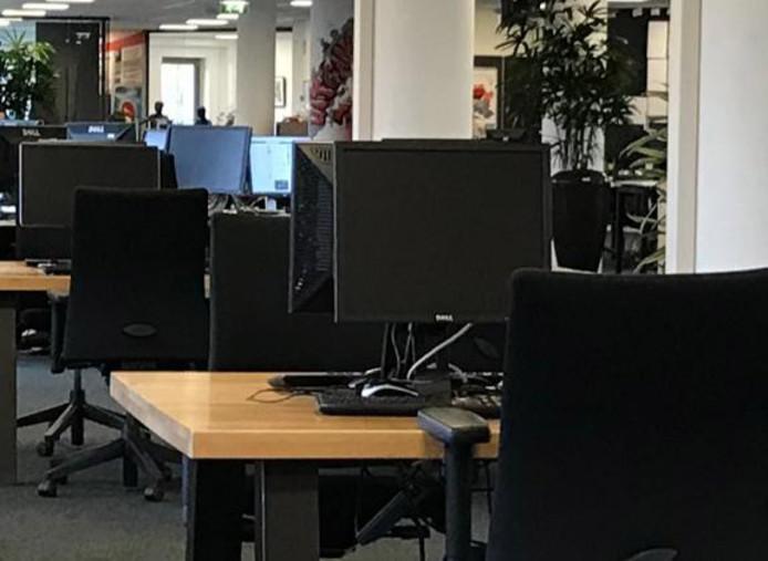 Vanwege de coronacrisis is de redactie van de Stentor gesloten. Alle redacteuren en verslaggevers werken vanuit huis.