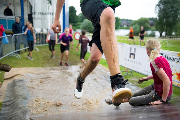 De Survival Run in Boven-Leeuwen wordt ondergebracht in een stichting.