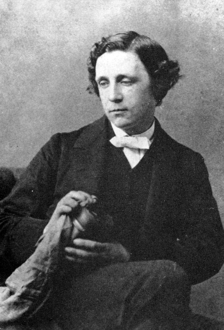 Lewis Carroll Beeld