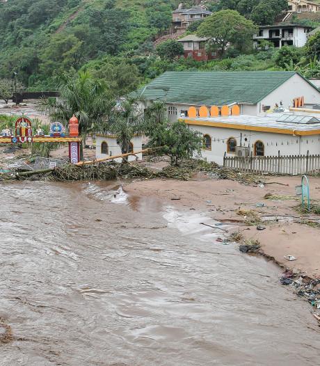 Meer dan dertig doden door overstromingen in Zuid-Afrika
