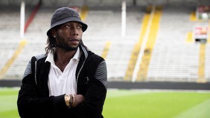 """Mbokani dan toch terug in Astridpark, maar wel in Antwerp-shirt: """"Anderlecht kan me zeker gebruiken"""""""