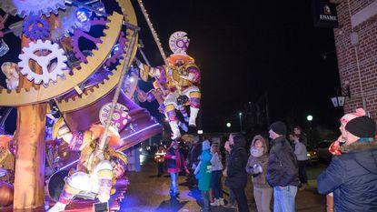 Carnavalsgekte in Zwalm