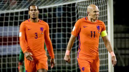 """Mulder: """"Alle ellende begon op het WK in Brazilië waar Oranje per ongeluk derde werd"""""""