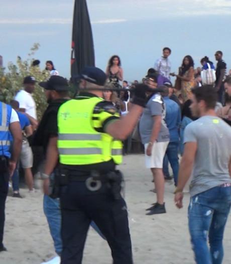 Rellen in Bloemendaal na strandfeesten