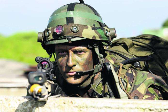 Honderden militairen en hulpdiensten 'spelen' een nucleaire aanval in Almelo.