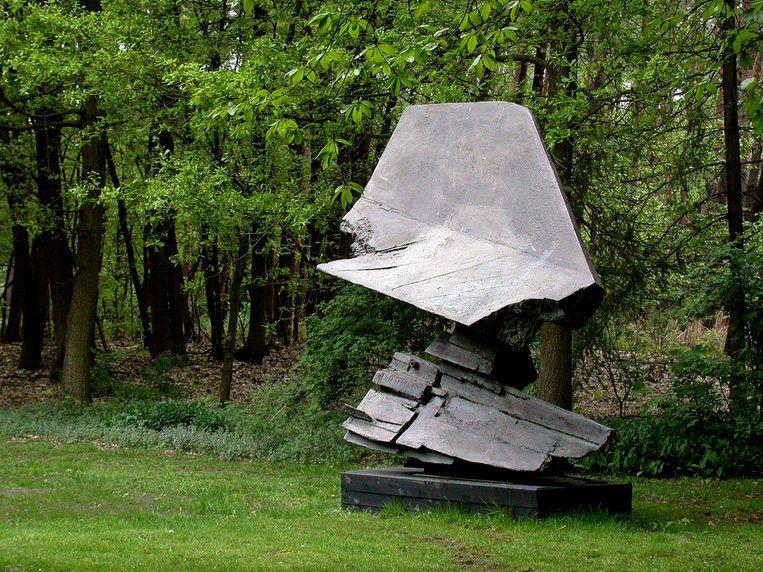 Een werk van Paul Van Gysegem.